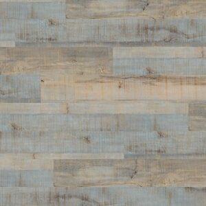 Blue Salvaged Wood
